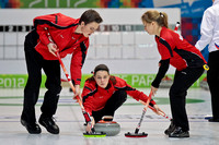 Curling SUI vs. CZE