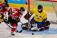 Ice Hockey AUT vs. SWE