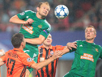 Rapid vs. Shakhtar