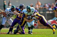 Vikings vs. Dragons,10.5.2009, Hohe Warte, 24:27
