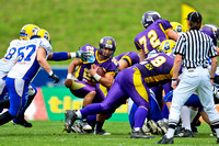 Vikings vs. Dragons. Giants; 7.6.2009; Hohe Warte; 31:17