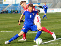 Croatia vs. Austria U19