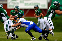 Dragons vs. Raiders (20:44), 14.6.2008, Korneuburg, AFL-Semifinale